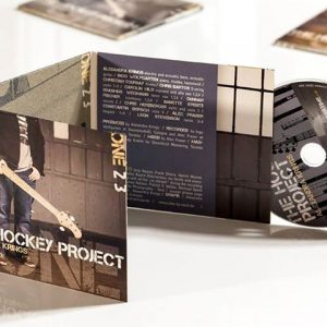 The Hockey Project CD